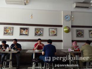 Foto 7 - Interior di Ayam Goreng Nusantara oleh Jajan Rekomen