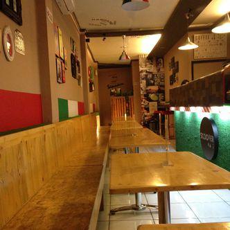 Foto Interior di Scooter Cafe