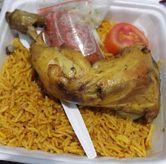 Foto Nasi Kabsah  di Restaurant Ayla & Shisa Cafe