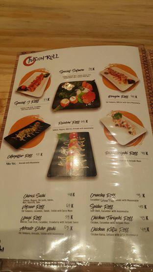 Foto review J Sushi oleh Evelin J 1
