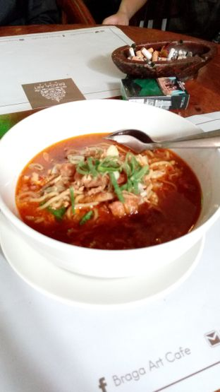 Foto 2 - Makanan di Braga Art Cafe oleh haniiv mulyono