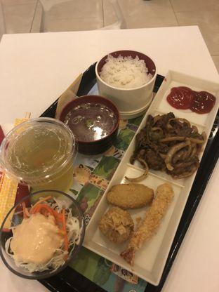 Foto 1 - Makanan di HokBen (Hoka Hoka Bento) oleh Nanakoot