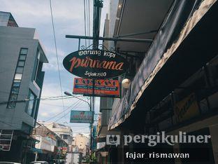 Foto 2 - Eksterior di Warung Kopi Purnama oleh Fajar | @tuanngopi
