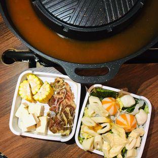 Foto 1 - Makanan di DanBam Korean BBQ & Shabu - Shabu oleh slamet harto