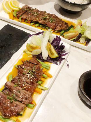 Foto 2 - Makanan(Beef Teriyaki) di Kura Sushi oleh Metha Loviana
