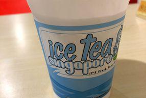 Foto Ice Tea Singapore