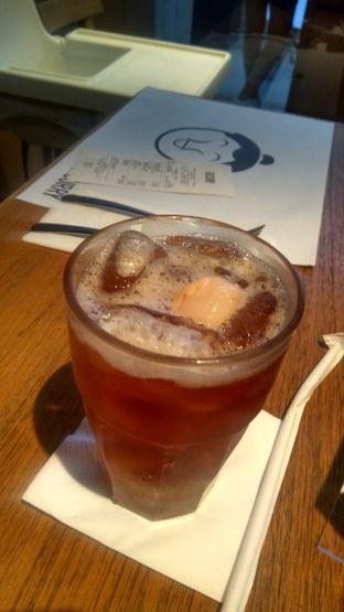 Foto 5 - Makanan(Ice Lyhee Tea (IDR 25k) ) di Go! Curry oleh Renodaneswara @caesarinodswr