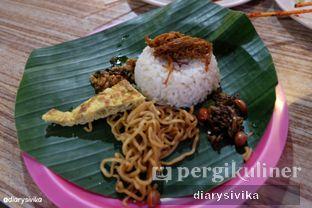 Foto 2 - Makanan(nasi uduk) di Angkringan Kapok Lombok oleh diarysivika