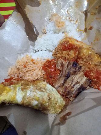 Foto Makanan di Sego Sambel Mak Yeye