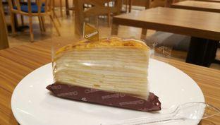 Foto - Makanan(mille crepe cake) di Chateraise oleh maysfood journal.blogspot.com Maygreen