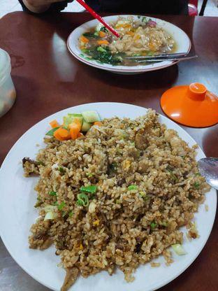 Foto 2 - Makanan(Nasi Goreng Sapi) di Kwetiau Sapi Agap 88 oleh Lulu Lusiana