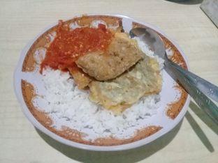 Foto 1 - Makanan di Sego Sambel Mak Yeye oleh Putra  Kuliner
