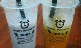 Waktu Indonesia Boba