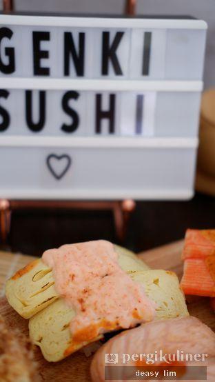 Foto review Genki Sushi oleh Deasy Lim 5