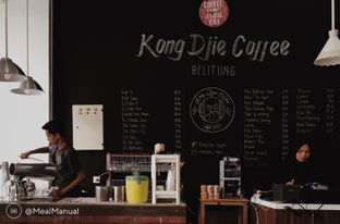 Foto review Kong Djie Coffee Belitung oleh Laurent C (@MealManual) 7