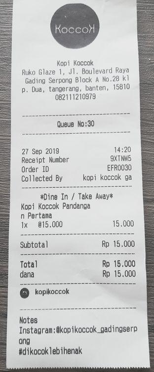 Foto 4 - Menu di Kopi Koccok oleh Perjalanan Kuliner