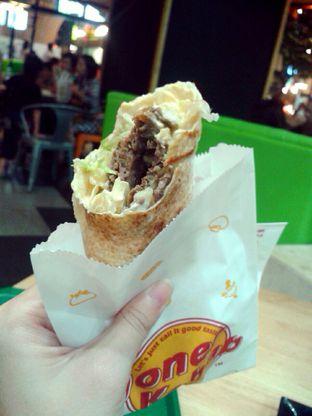 Foto - Makanan di Doner Kebab oleh felicia fransisca
