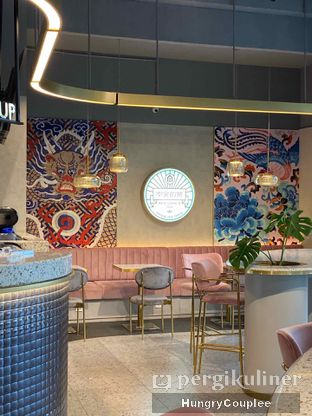 Foto 2 - Interior di Ben Gong's Tea oleh Hungry Couplee