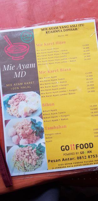 Foto review Mie Ayam MD oleh Ig @Vanda_raniaarasya | Vanda S 1