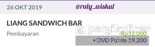 Foto 8 - Menu di Liang Sandwich Bar oleh Ruly Wiskul
