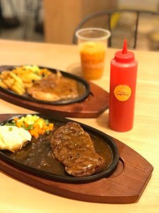 Foto review Fiesta Steak oleh yudistira ishak abrar 5