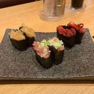 Foto 2 - Makanan di Sushi Tei oleh hokahemattiga