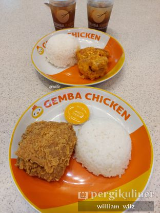 Foto review Gemba Chicken oleh William Wilz 1