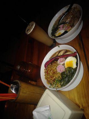 Foto - Makanan(Beef shoyu ramen and chicken miso ramen) di Taberu Ramen oleh Kintan Iris Adysta