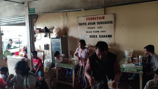 Foto 2 - Interior di Soto Surabaya Kramat Jati oleh Tigra Panthera