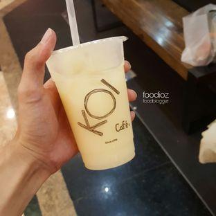 Foto 1 - Makanan di KOI Cafe oleh IG: FOODIOZ