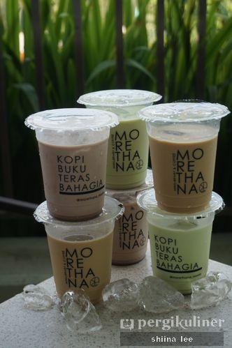 Foto Makanan di Morethana Minilib & Coffee
