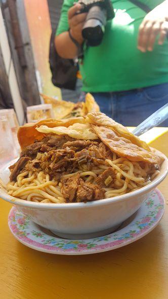 Foto Makanan di Mie Ayam Solo Thor