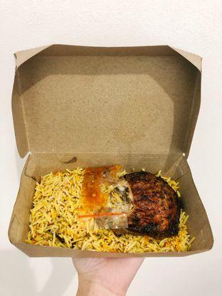 Foto 2 - Makanan(Nasi Kebuli Ayam) di Kebuli Ijab Qabul oleh kdsct