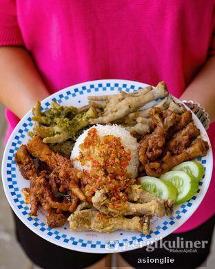 Foto 1 - Makanan di Ceker Monyong oleh Asiong Lie @makanajadah