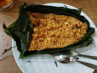 Foto 1 - Makanan(Nasi Bakar Seafood) di Gotri oleh Eveline Nathania