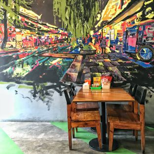 Foto 9 - Interior di Mie Onlok Palembang oleh Lydia Adisuwignjo