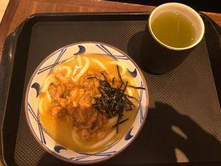 Foto 1 - Makanan di Marugame Udon oleh inri cross
