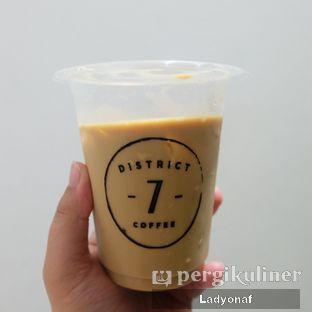Foto 2 - Makanan di District 7 Coffee oleh Ladyonaf @placetogoandeat