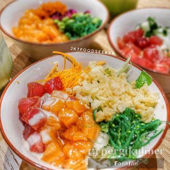Foto Makanan di Honu Poke & Matcha Bar