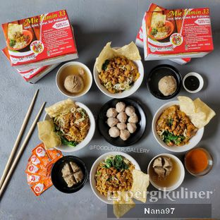 Foto 1 - Makanan di Bakso & Mie Ayam Yamin 33 oleh Nana (IG: @foodlover_gallery)