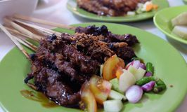 Rumah Makan Sate Madura H. Ismail