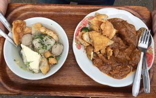 Foto 3 - Makanan di Baso Cuankie Serayu oleh RI 347 | Rihana & Ismail