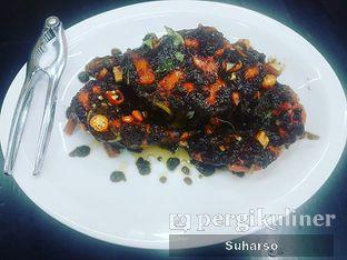 Foto 4 - Makanan(Kepiting lada hitam) di Seafood Station oleh Suharso