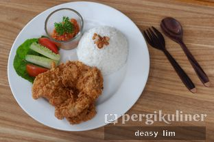 Foto review Intro Jazz Bistro & Cafe oleh Deasy Lim 12