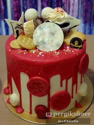 Foto 1 - Makanan(Red Velvet) di Cupcakes Company oleh JC Wen