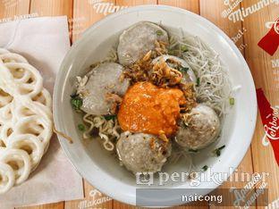 Foto review Bakso Gepeng Rawamangun (Bakso Apotek Rini) oleh Icong  5