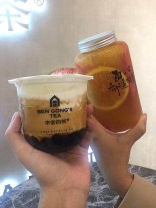 Foto 2 - Makanan di Ben Gong's Tea oleh @Itsjusterr