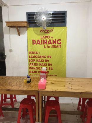 Foto 5 - Interior di Babi Panggang Lapo Dainang br. Sirait oleh @Sibungbung
