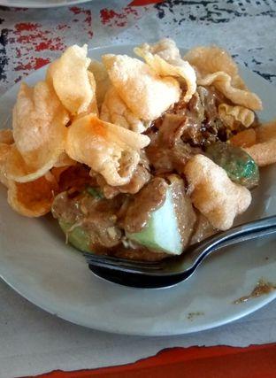 Foto 2 - Makanan(GADO2 LONTONG (IDR 31k) ) di Gado - Gado Ulek Ibu Noni oleh Renodaneswara @caesarinodswr