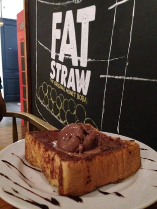 Foto review Fat Straw oleh Hanna Yulia 2